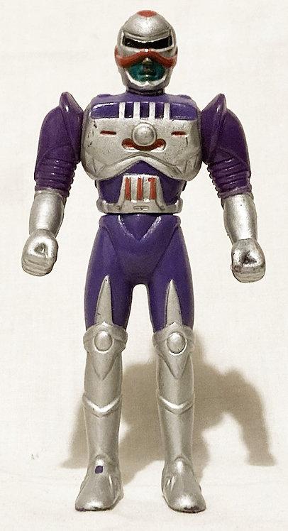 Stella Force Robotic Warrior (Purple) Chap Mei 1998