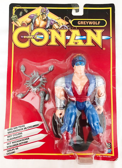 Conan the Adventurer Greywolf Hasbro 1993