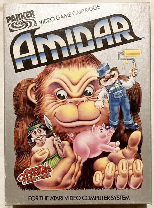 Atari 2600 Amidar Arcade 1982