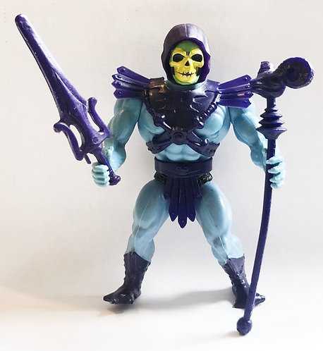 He-Man And The Masters Of The Universe Skeletor 1983