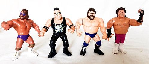 WWF Figure Set Hasbro 1991