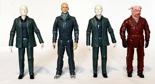 Doctor Who Figure Set