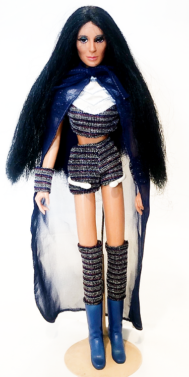 Cher Mego 12'' 1975 (Stand not included)