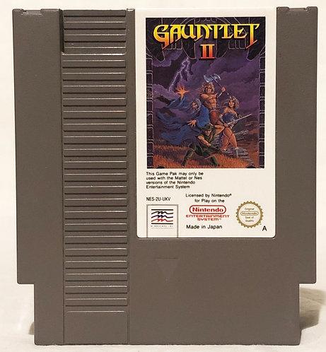 Nintendo NES Gauntlet 2 U.K. (Pal)
