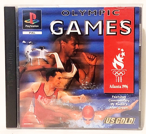 Olympic Games PlayStationGame U.K. (PAL)