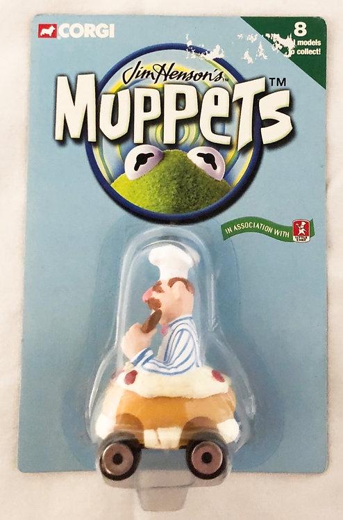 Muppets Muppets On Wheels Swedish Chef Little Chef Corgi 2000