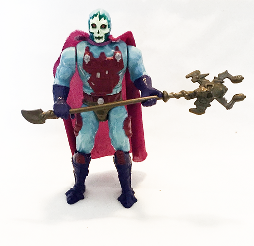 He-Man The New Adventures Skeletor Figure Mattel Series 1 1989