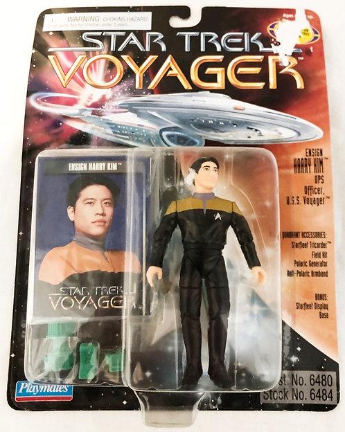 Star Trek Voyager Ensign Harry Kim Playmates 1995
