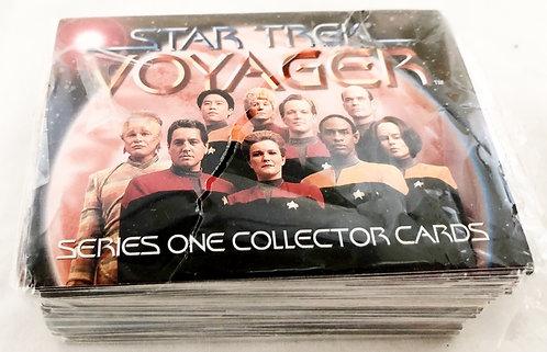 Star Trek Voyager Trade Cards Skybox 1996