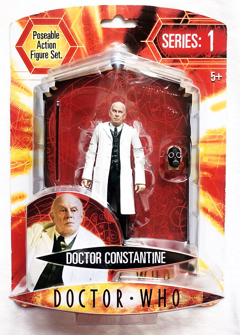 Doctor Who Doctor Constantine