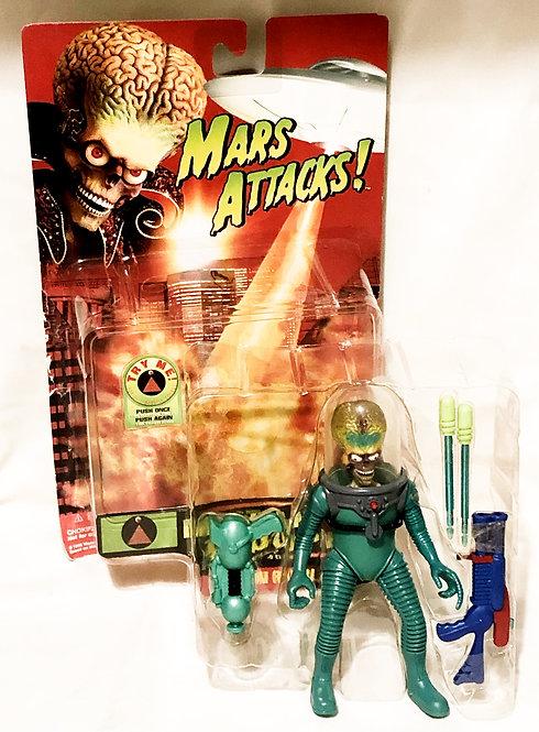 Mars Attacks! Martian Trooper Trendmasters 1994