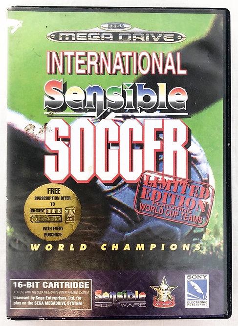 International Sensible Soccer Sega Megadrive 1993