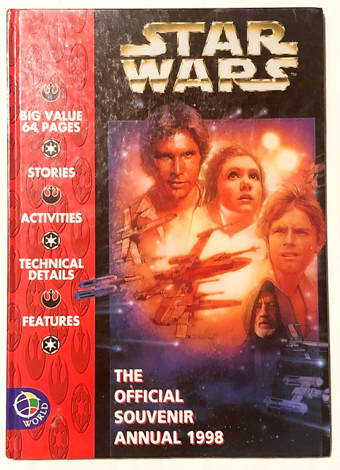 Star Wars Annual 1997