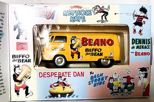 The Dandy The Beano Collectable Classic Die-Cast Model Beano Biffo Bear