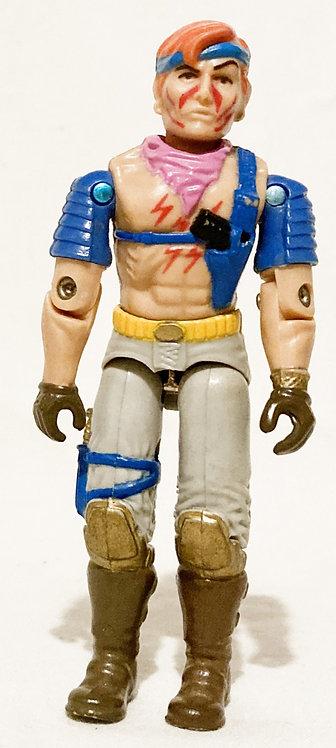 G.I. Joe Zandar Hasbro 1986