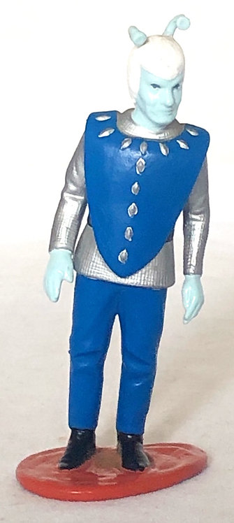 Star Trek Andorian PVC Figure Hamilton 1991