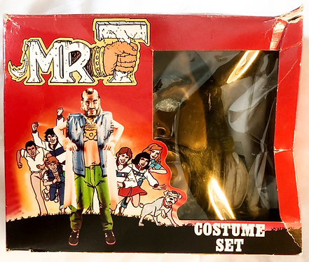 The A-Team Mr T. Costume Set 1983