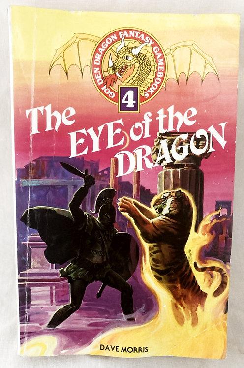 Golden Dragon Fantasy Gamebooks No 4 The Eye Of The Dragon 1985