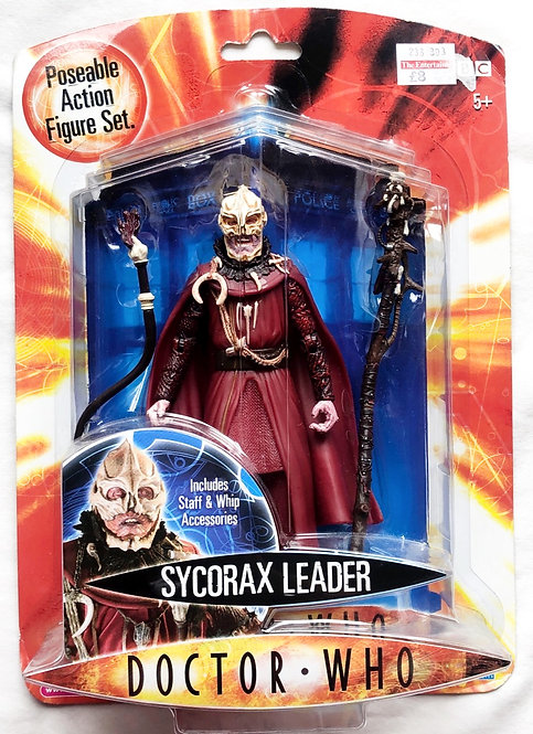 Doctor Who Sycorax Leader