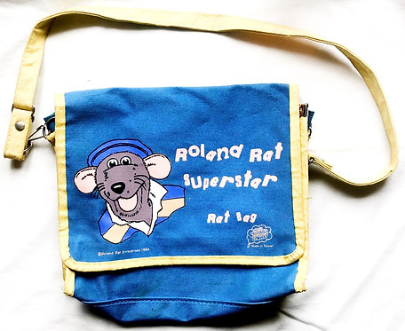 Roland Rat Superstar Rat Bag 1984