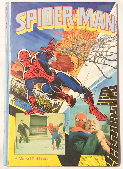 Spider-Man Annual 1982