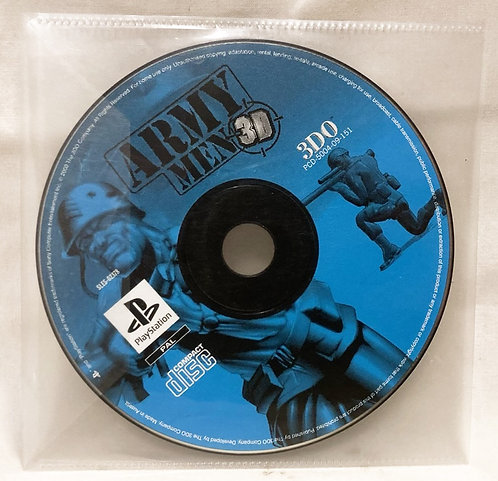 Sony Playstation Army Men 3D Disc Only PAL