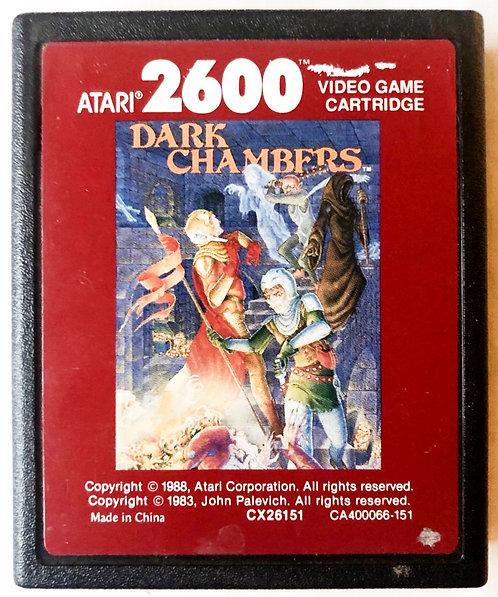 Dark Chambers Atari 2600 U.K. (PAL)