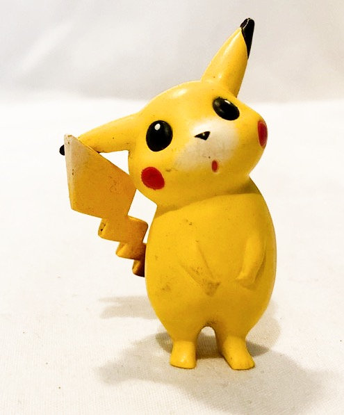 Vintage Pokemon Pikachu Mini Takara Tomy 1999