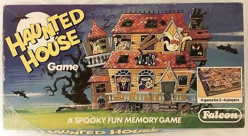 Haunted House Game Falcon 1975