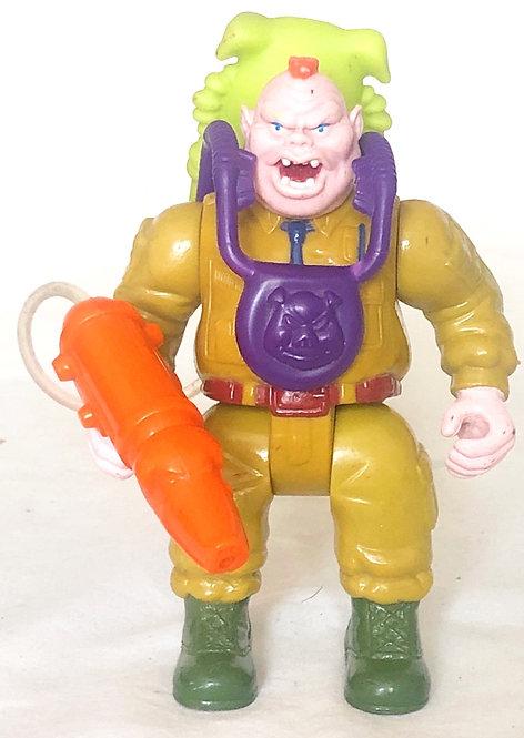 Captain Planet Hoggish Greedly Tiger 1991
