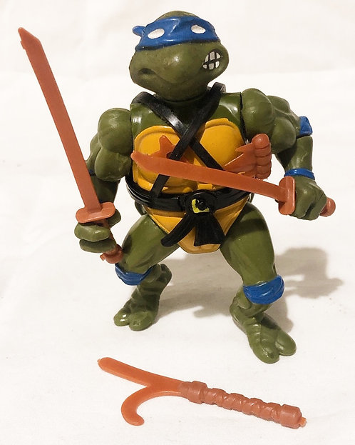 Teenage Mutant Hero Turtles Leonardo Playmates 198