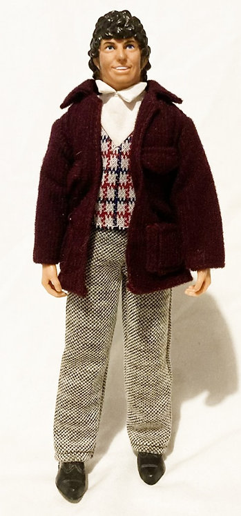 Vintage Doctor Who Doctor Tom Baker Deny Fisher Mego 1976