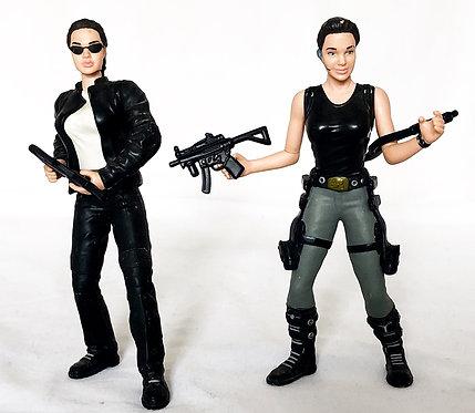 Tomb Raider Lara Croft Set 2001