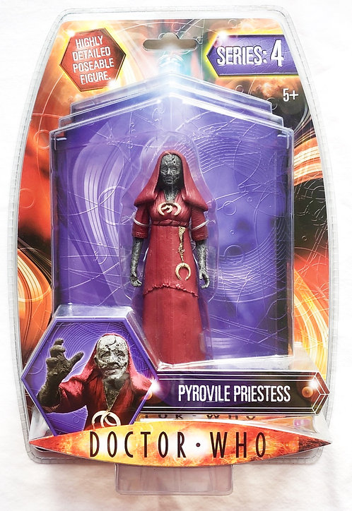 Doctor Who Pyroville Priestess