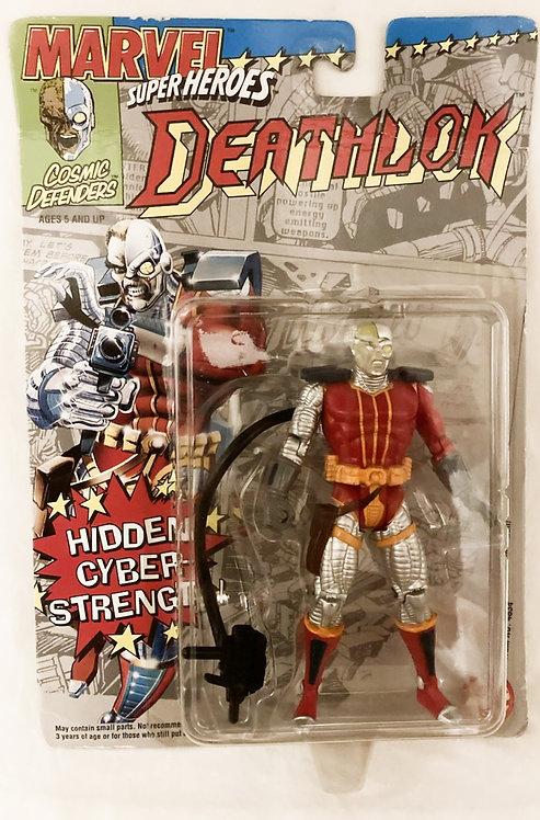 Marvel Superheros Deathlok Toybiz 1992