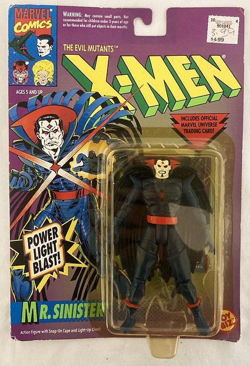 X-Men Mr. Sinister Toybiz / Tyco 1993