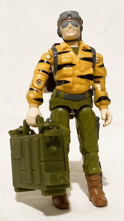 G.I. Joe Lifeline Tiger Force Hasbro 1988
