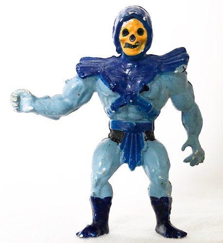 He-Man And The Masters Of The Universe Skeletor Pen / Pencil Topper 1981