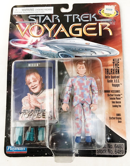 Star Trek Voyager Neelix The Talaxian Playmates 1995