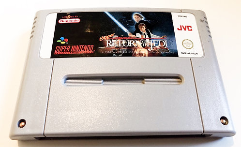 Super Star Wars Return Of The Jedi (SNES Pal) Cartridge only