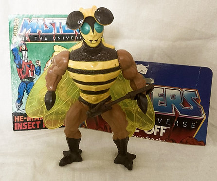 He-Man And The Masters Of The Universe Buzz-Off Mattel 1984