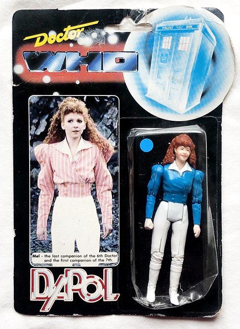 Doctor Who Mel Figure Dapol 1987
