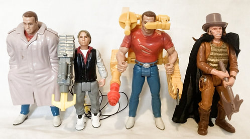 Last Action Hero Figure Set Mattel 1993