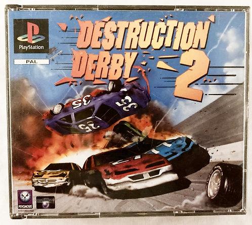 Sony Play Station Destruction Derby 2 (PAL) 1996