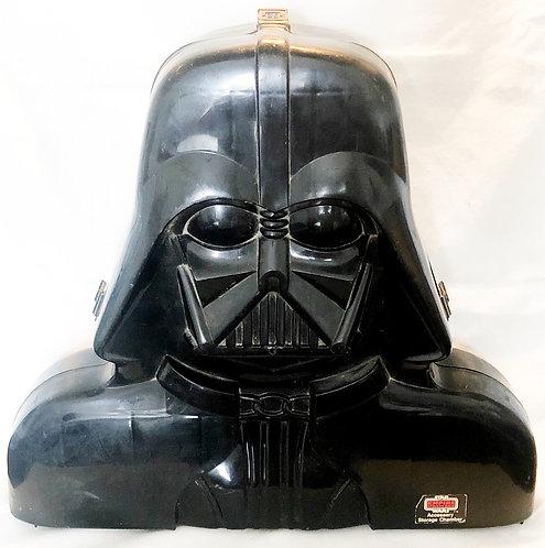 Vintage Star Wars Darth Vader Figure Carry Case Kenner 1980