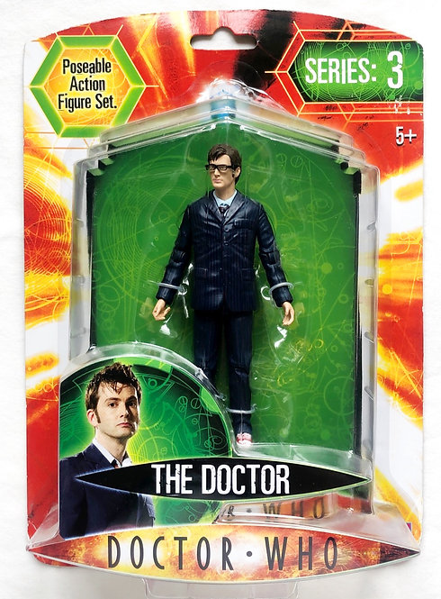 Doctor Who The Doctor Blue Suit
