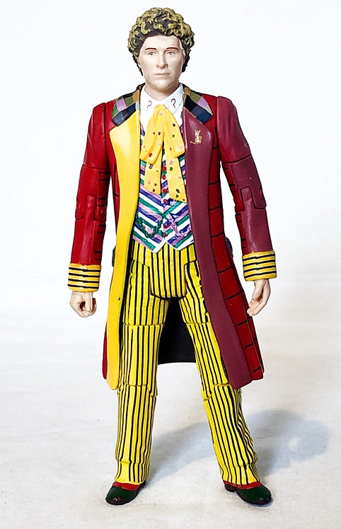 Doctor Who Sixth Doctor