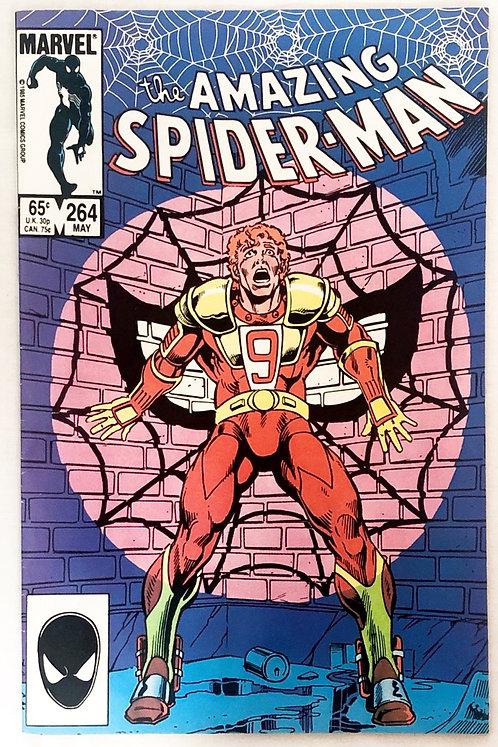 The Amazing Spider-Man #264 1985