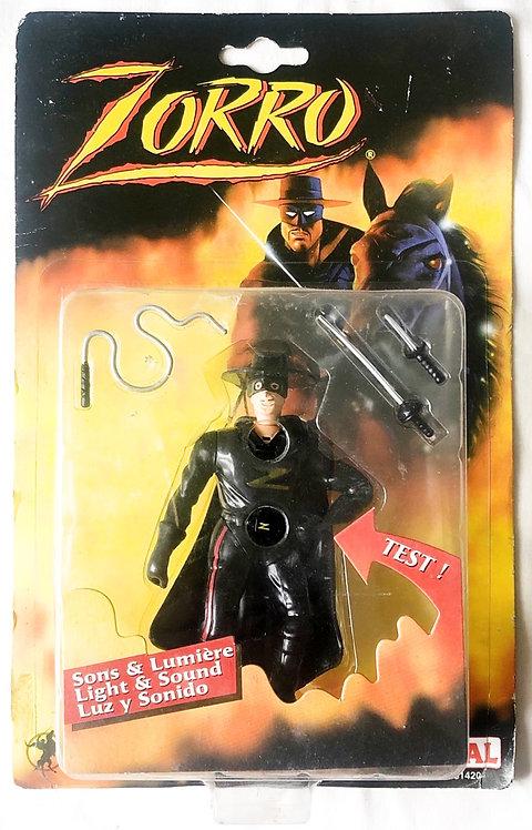 Zorro Light And Sound Figure Ideal 1999
