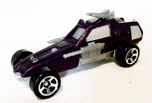 Hot Wheels Enforcer Metalflake Dark Purple 1996